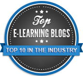 Top Elearning Blog Award - Designing Digitally