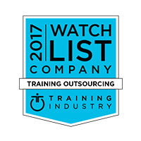 2017 Training Industry Top Content Development Company Watch List