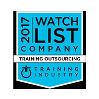2017 Training Industry Top Content Development Company Watch List