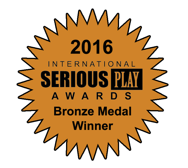 Designing Digitally, Inc. Wins International Serious Play Award for Innovation in Serious Game Development for Corporate Training