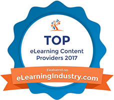 2017 Top eLearning Content Company