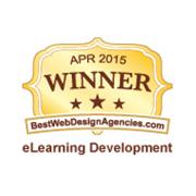 April 2015 Best of The Web - E-Learning Development Award