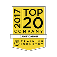 2017 Top Gamification of Learning Vendor by Training Industry