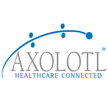 Axolotl Healthcare Connected Logo