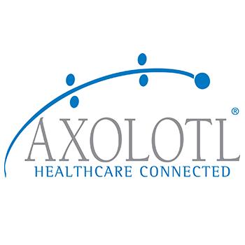 Axolotl Healthcare Connected Logo