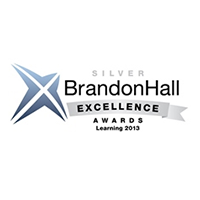 Brandon Hall Excellence Award Best Use of Games for Learning - Silver Award