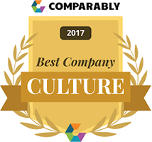 2017 Best Company Culture - Small Business Company