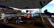 Wright Patterson Air Force Base (Tec^Edge) Virtual World Grid -