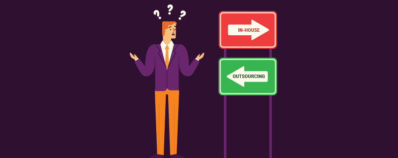 Elearning Development: Is In-house or Outsourcing the Best Option for You?