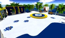 Florida International University - Courtyard