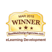 March 2015 Best of The Web - E-Learning Development Award