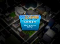 Mobilizer - Start Screen