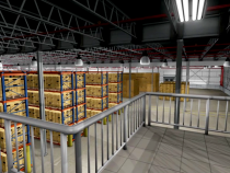 NFPA 3D Warehouse: Spray Patterns and Sprinkler Installation Training Module