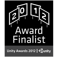 Unity3D Best Serious Game Award Finalist - 2nd Place - unity3d.com