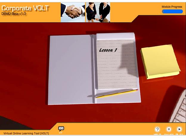 Virtual Online Learning Simulation by DDINC