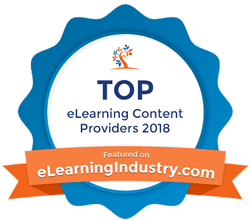 2018 Top eLearning Content Company
