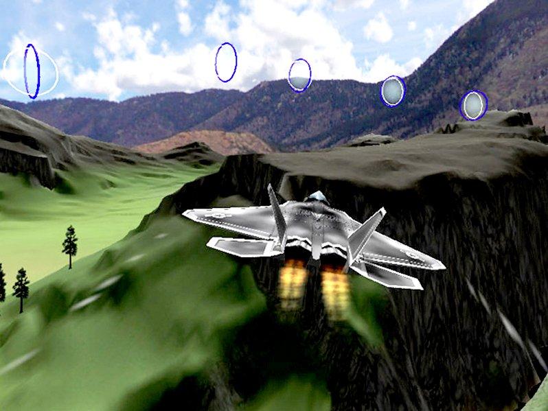 F22 Flight Simulator, Training Simulations