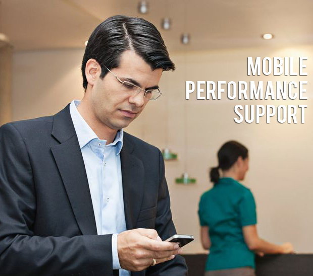 Mobile Performance Support