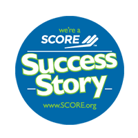 2016 Small Business Administration SCORE Success Story Award