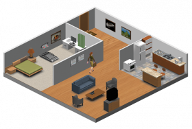 Training Simulations House