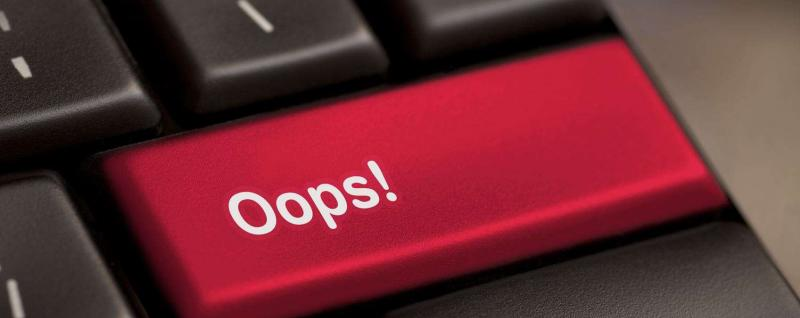 Design Mistakes in eLearning