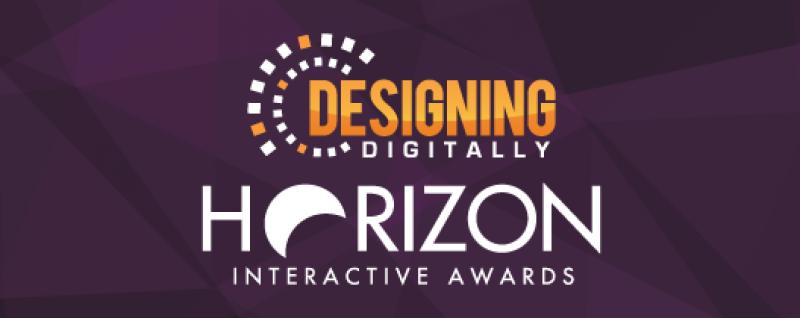 Designing Digitally, Inc. Presented Three Horizon Interactive Awards for Custom Learning Solutions