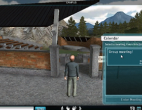 Mental Health Counseling Training Simulations