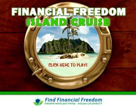 Find Financial Freedom Program - Start Screen