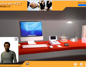 Virtual Interactive Learning Tool