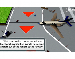 Air Marshall - Making left Turn
