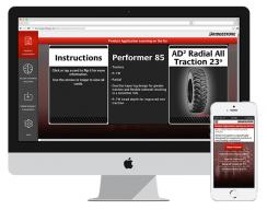 Bridgestone - Desktop and Mobile