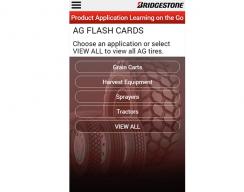 Bridgestone - Flash Card Selector