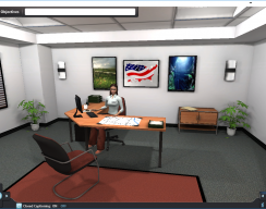 3D Learning Simulation