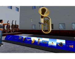 Florida International University - Music Stage