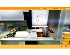 Fast Food Preparation Simulation - Fryer Lesson