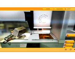 Fast Food Preparation Simulation - Fryer Lesson: Handling Fries