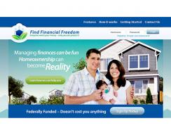 Find Financial Freedom Program - Website