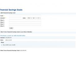 Find Financial Freedom Program - Financial Savings Goals