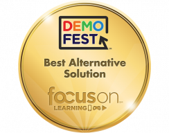 Best Alternative Learning Solution Award HPE
