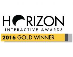 Horizon Interactive Gold Winner