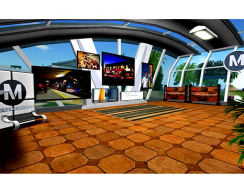 L.A. County Metro Transportation Authority Virtual Campus - Main Lobby