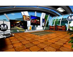 L.A. County Metro Transportation Authority Virtual Campus - Main Lobby