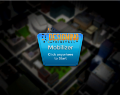 E-learning - Mobilzer - Start screen
