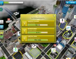 Mobilizer - Achievement Screen