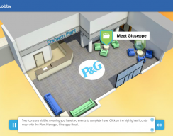 Procter and Gamble QPHA sim