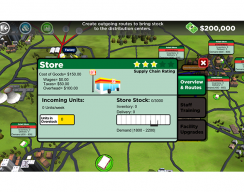 Supply Chain Management - New Store
