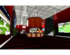 St. Louis Arch Virtual World  - Bar