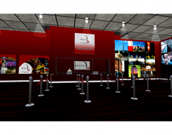 St. Louis Arch Virtual World  - Movie Theater