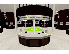 TD Ameritrade Virtual Headquarters - Booth