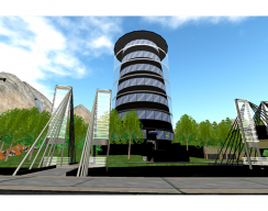 TD Ameritrade Virtual Headquarters - Building